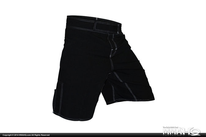 Cageside No Logo Microfiber Shorts